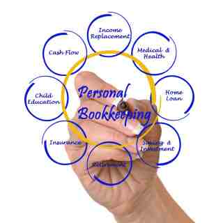 Personal Bookkeeping